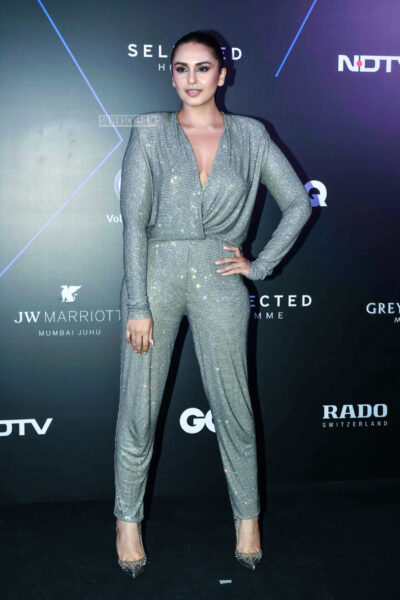 Huma Qureshi At The 'GQ 100 Best Dressed Awards 2019'