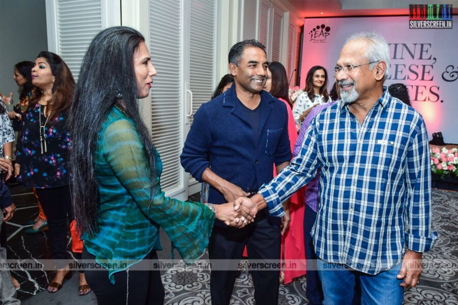 Mani Ratnam At The Launch Of A Lifestyle And Wellness Studio