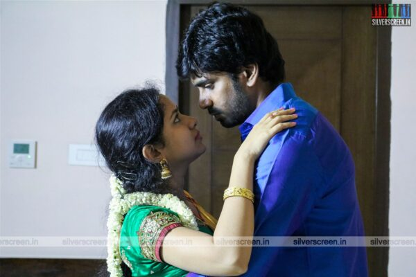 Mosadi Movie Stills Starring Viju, Pallavi Dora