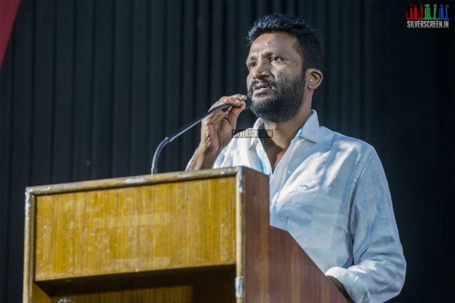 Sussenthiran At The 'Suttu Pidikka Utharavu' Press Meet