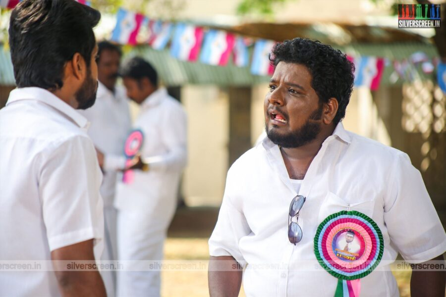 Nenjamundu Nermaiyundu Odu Raja Movie Stills Starring RJ Vigneshkanth