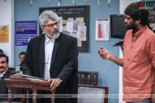 Nerkonda Paarvai Movie Stills Starring Ajith Kumar