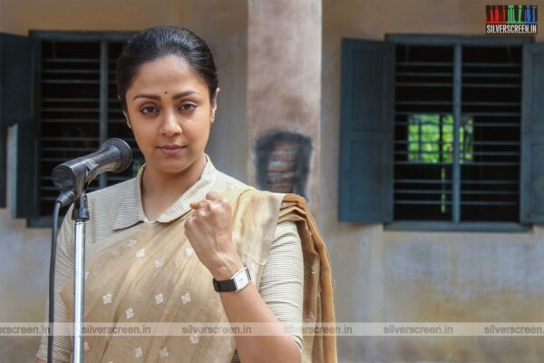 Raatchasi Movie Stills Starring Jyothika