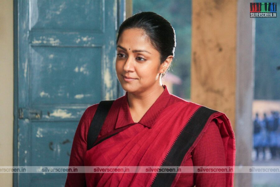 Raatchasi Movie Stills Starring Jyothika