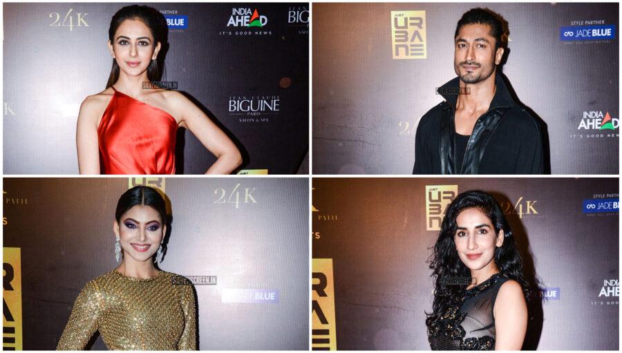 Celebrities At The 'Urbane Awards 2019'
