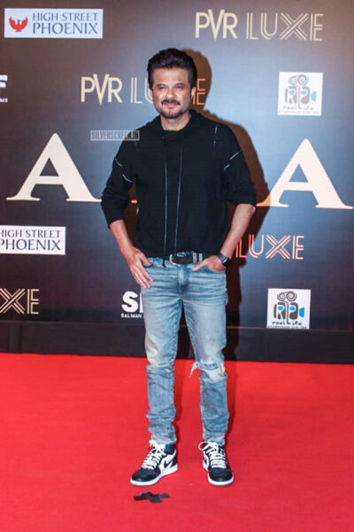 Anil Kapoor At The 'Bharat' Premiere