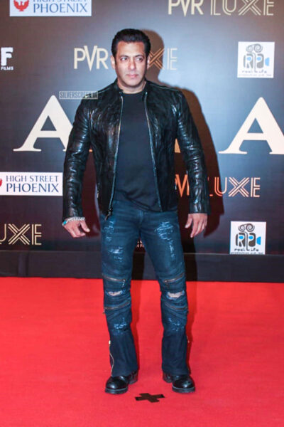 Salman Khan At The 'Bharat' Premiere