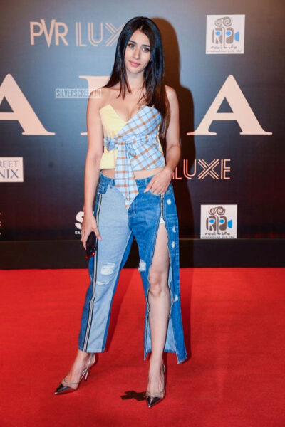 Warina Hussain At The 'Bharat' Premiere