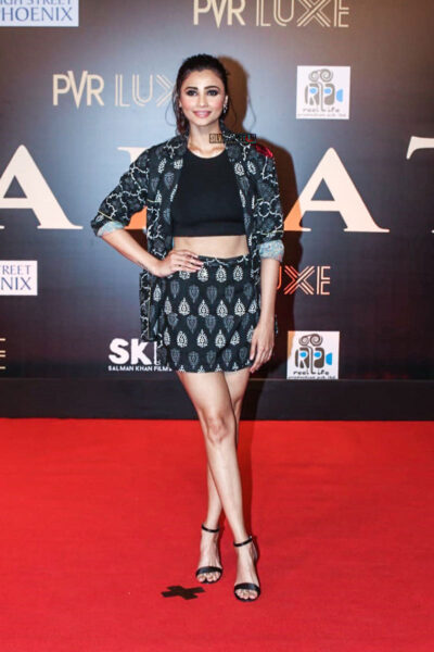 Daisy Shah At The 'Bharat' Premiere