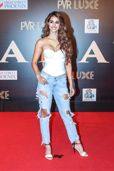 Disha Patani At The 'Bharat' Premiere