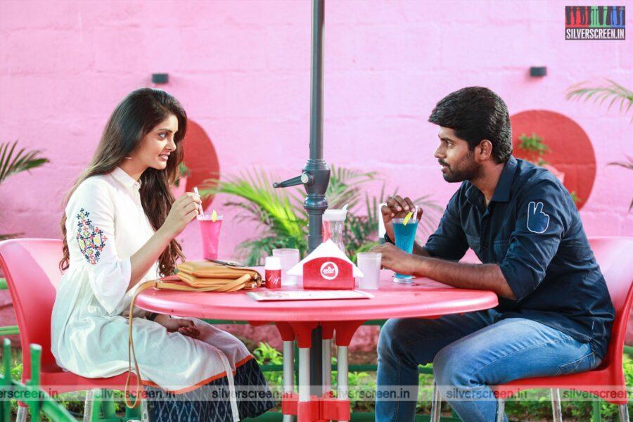 Sarbath Movie Stills Starring Kathir, Ragasiya