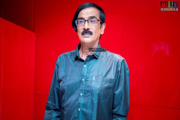 Manobala At The 'Gurkha' Audio Launch