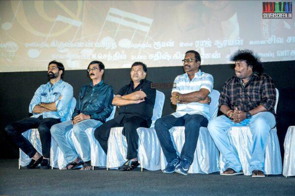 Celebrities At The 'Gurkha' Audio Launch