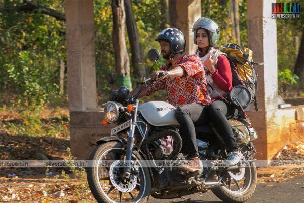Siragu Movie Stills Starring Hari Krishnan, Akshitha