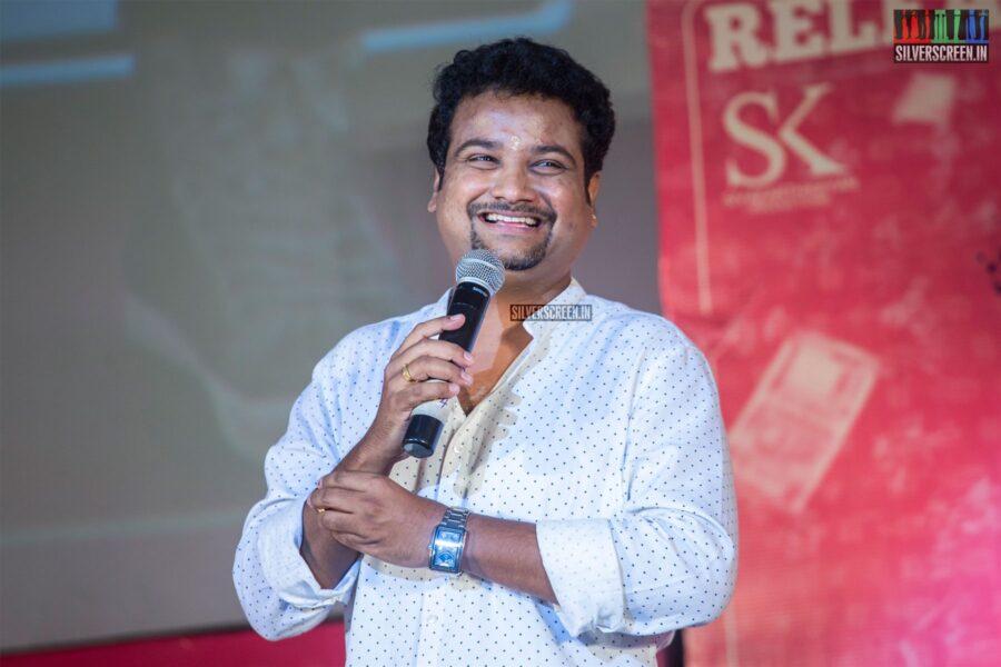 Celebrities At The 'Nenjamundu Nermaiyundu Odu Raja' Audio Launch