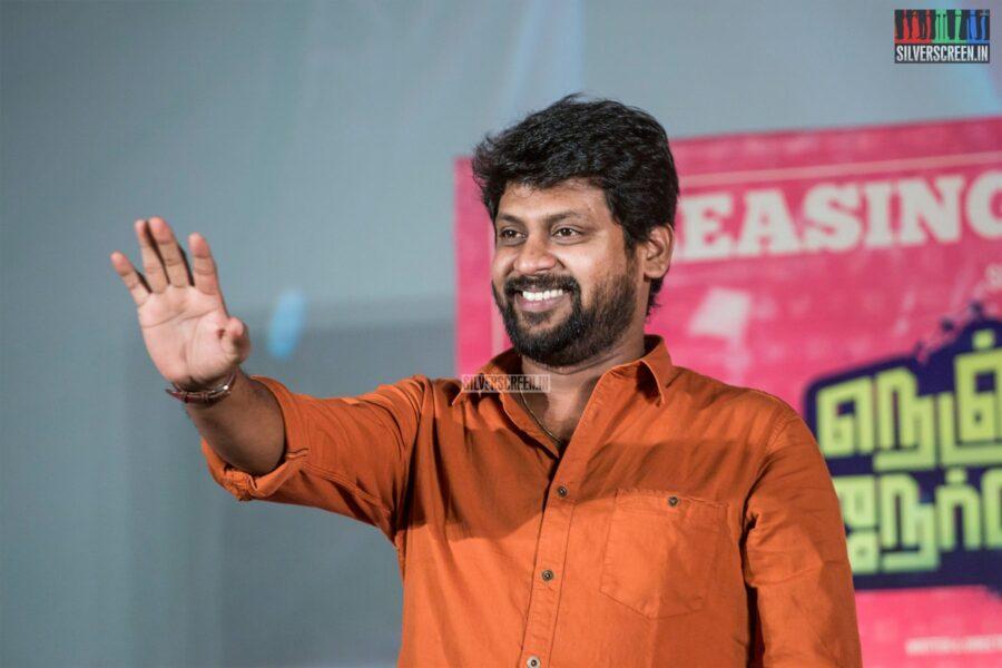 Rio Raj At The 'Nenjamundu Nermaiyundu Odu Raja' Audio Launch