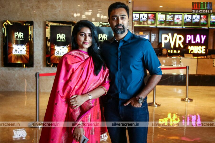 Sneha, Prasanna At The Launch Of 'PVR Cinemas' in OMR, Chennai