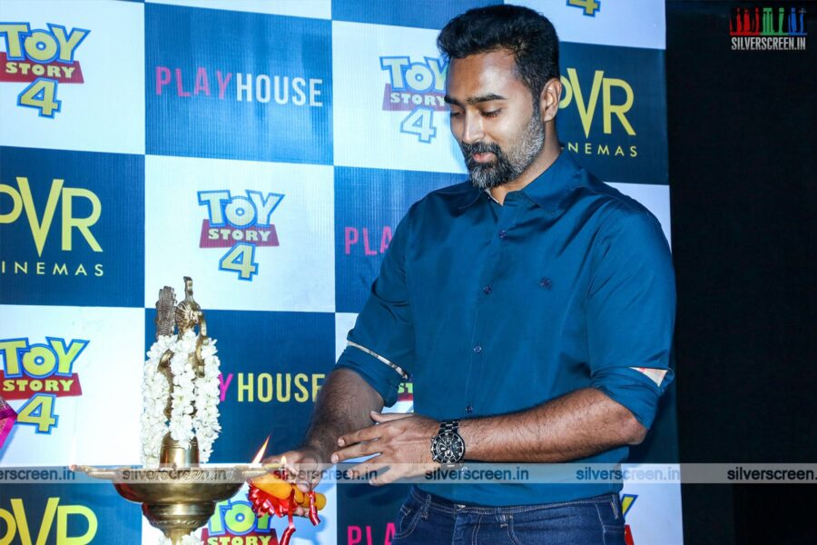 Prasanna At The Launch Of 'PVR Cinemas' in OMR, Chennai