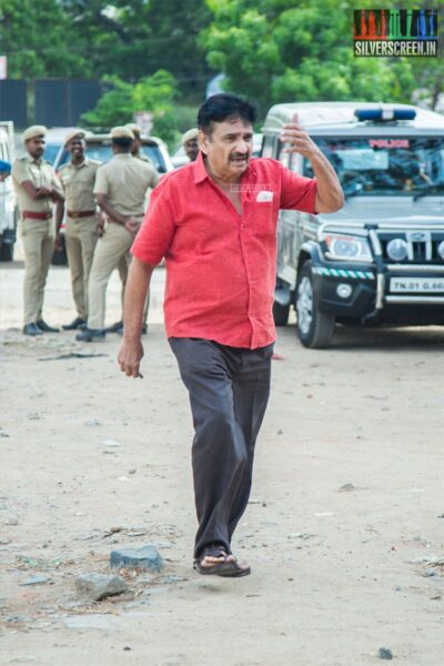 Ramesh Khanna Votes In Nadigar Sangam Elections
