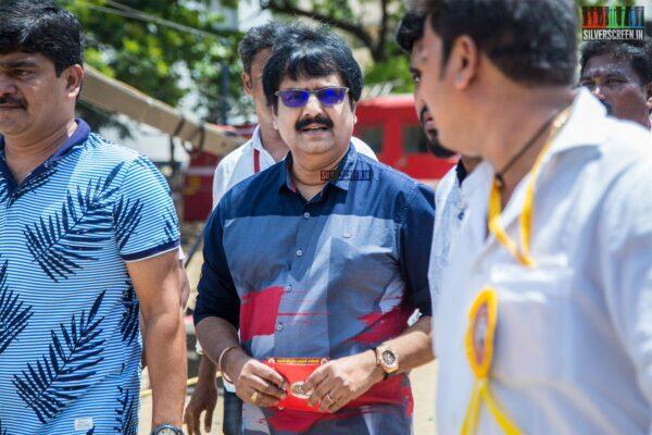 Vivek Votes In Nadigar Sangam Elections