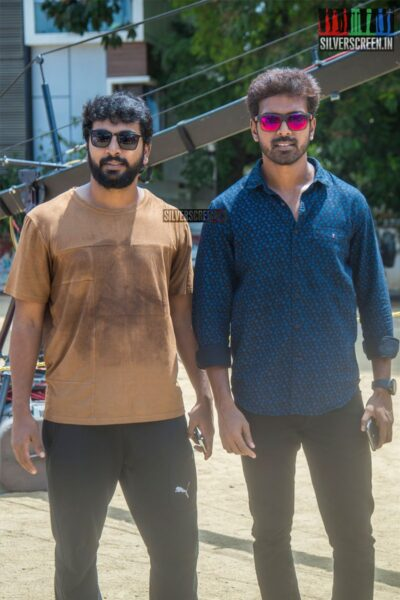 Vikranth Votes In Nadigar Sangam Elections