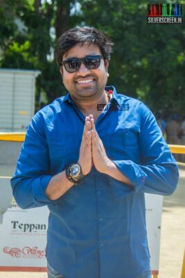 Shiva Votes In Nadigar Sangam Elections