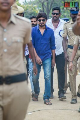 Udhayanidhi Stalin Votes In Nadigar Sangam Elections