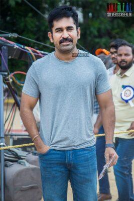 Vijay Antony Votes In Nadigar Sangam Elections