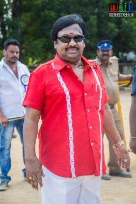 Ramarajan Votes In Nadigar Sangam Elections