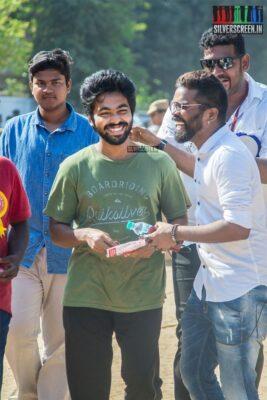 GV Prakash Kumar Votes In Nadigar Sangam Elections
