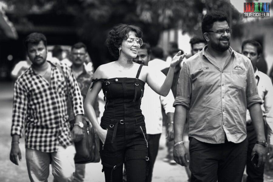 Amala Paul At The 'Aadai' Audio Launch