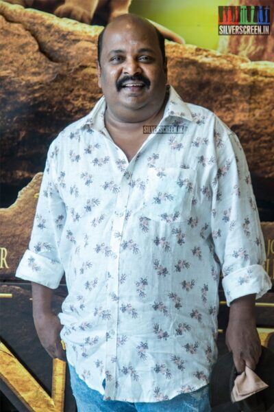 Singampuli At The 'The Lion King' Trailer Launch