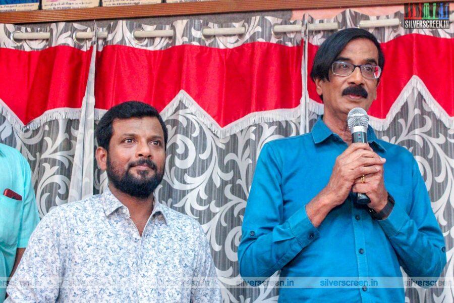 Dinesh, Manobala Attend Cine & TV Dancers & Dance Directors Association's Event