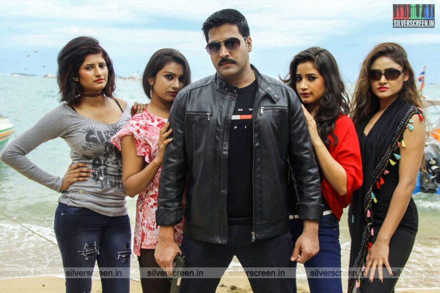 Chennai to Bangkok Movie Stills Starring Jai Akash and Sony Charishta