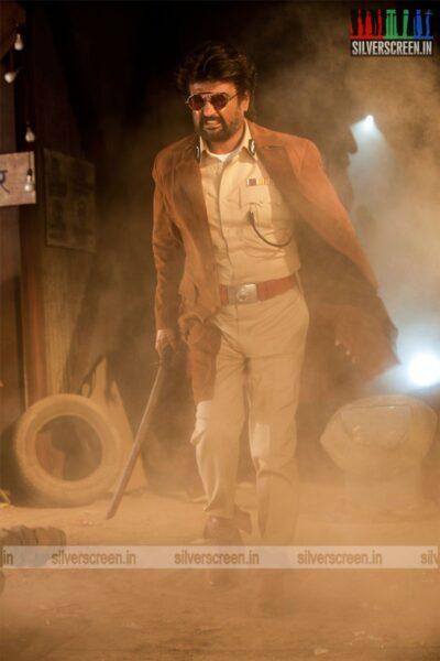 Darbar Movie Stills Starring Rajinikanth