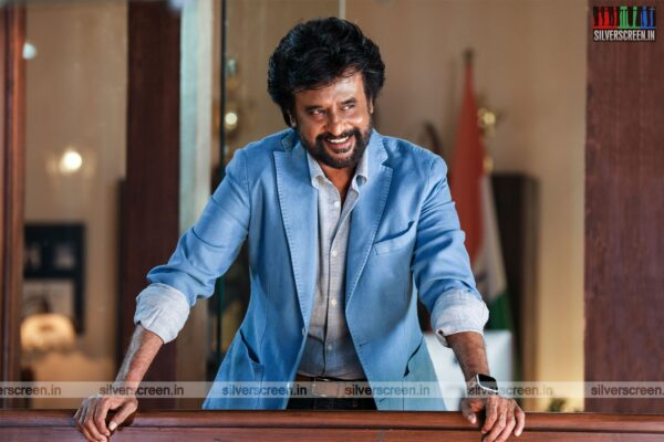 Darbar Movie Stills Starring Rajinikanth