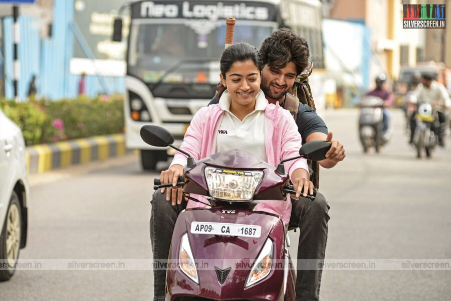Dear Comrade Movie Stills Starring Vijay Deverakonda, Rashmika Mandanna