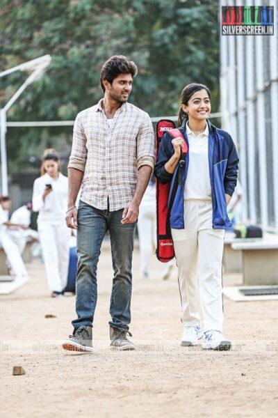 Dear Comrade Movie Stills Starring Vijay Deverakonda, Rashmika Mandanna