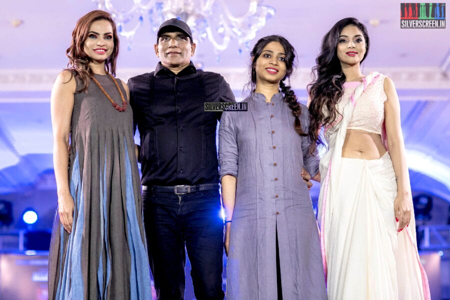 Sanam Shetty At The Chennai International Fashion Week – Day 2