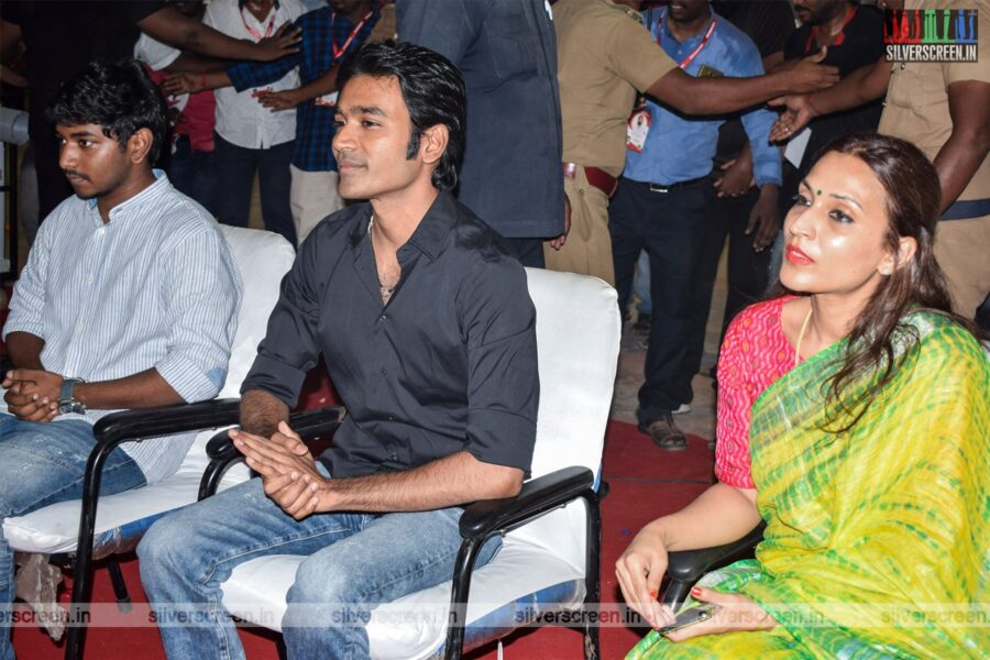 Fans Of Dhanush Celebrated His Birthday By Donating Blood