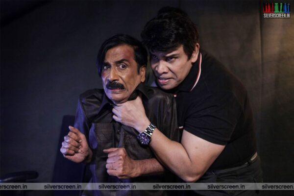 Gurkha Movie Stills Starring Anandhraj