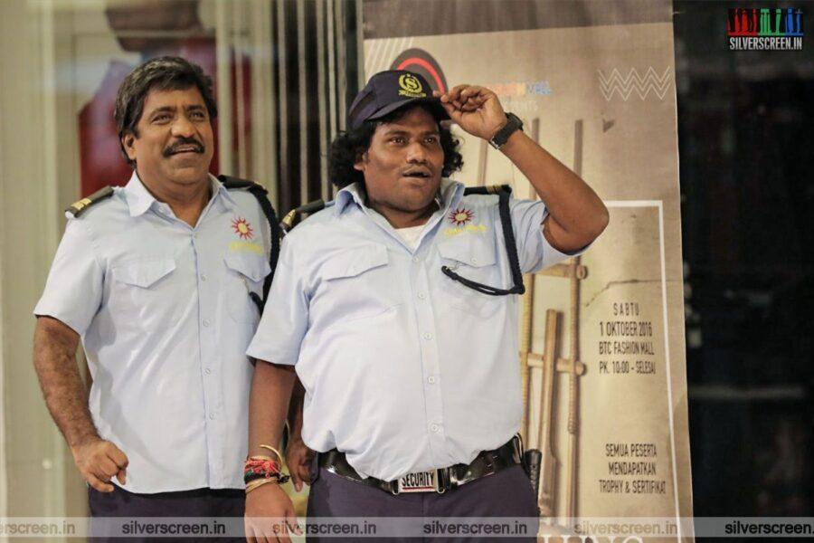 Gurkha Movie Stills Starring Yogi Babu, Charlie