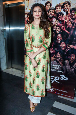 Daisy Shah  At The 'Super 30' premiere