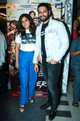 Celebrities At The 'Super 30' premiere