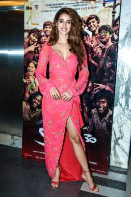 Disha Patani  At The 'Super 30' premiere