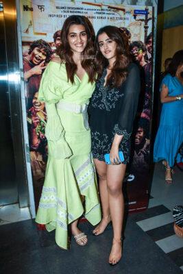 Kriti Sanon At The 'Super 30' premiere
