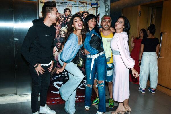 Jacqueline Fernandez At The 'Super 30' premiere