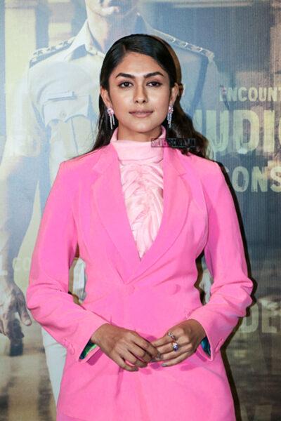 Mrunal Thakur At The 'Batla House' Trailer Launch