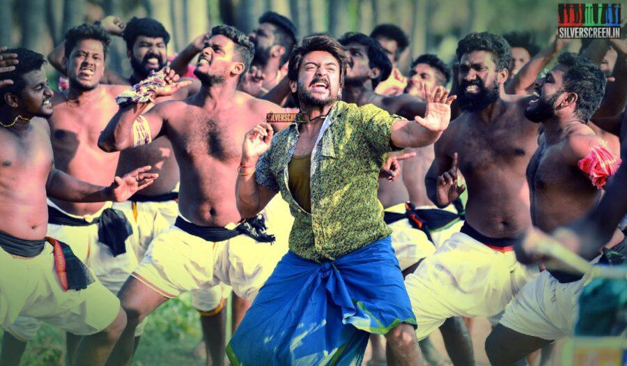 Kaappaan Movie Stills Starring Suriya