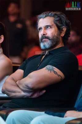 Vikram At The 'Kadaram Kondan' Press Meet